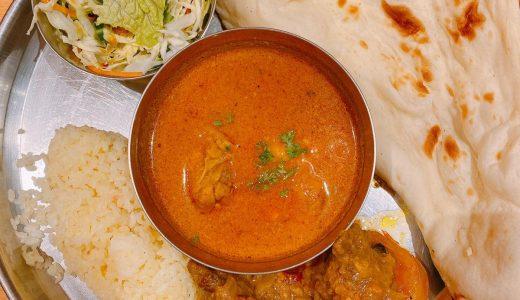 日比谷シャンテの地下にある美味しいカレー「タンドール料理 ひつじや」