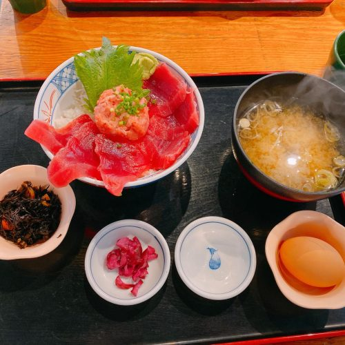 漁師めし食堂_マグロ丼
