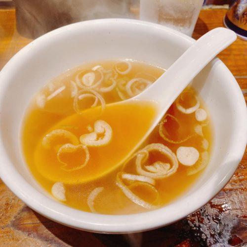 一点張_スープ