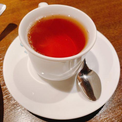 ワヤンバリ_お茶