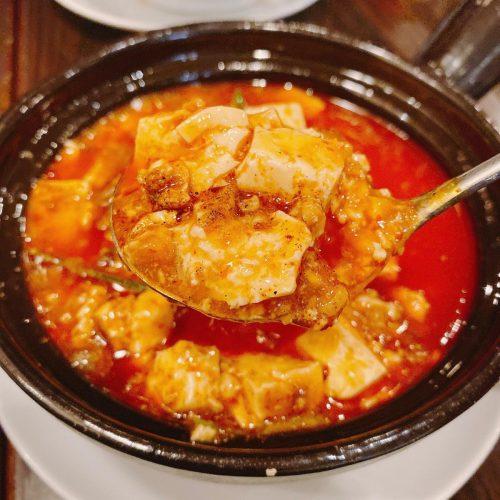 飯楽_麻婆豆腐