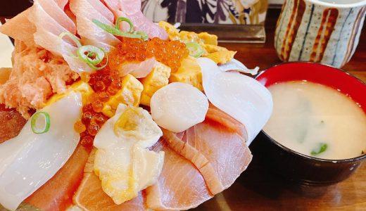 秋葉原、何も知らずに頼んで撃沈した超大盛り海鮮丼「まぐろ亭」