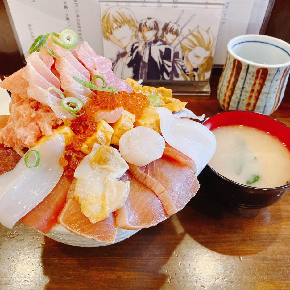 まぐろ亭_まるき丼