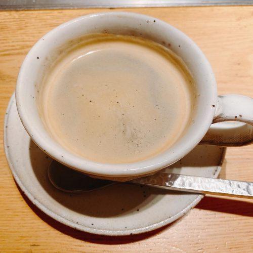 あおやま_コーヒー
