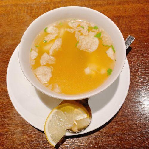 ワヤンバリ_スープ