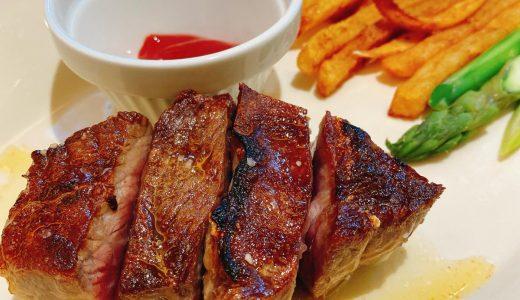 熟成肉ステーキの黒船「エンパイアステーキハウス 六本木店」のステーキランチ