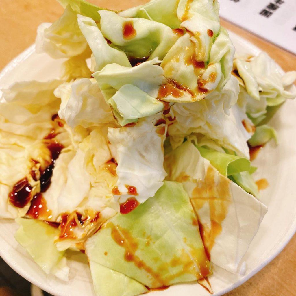 あべちゃん_キャベツ