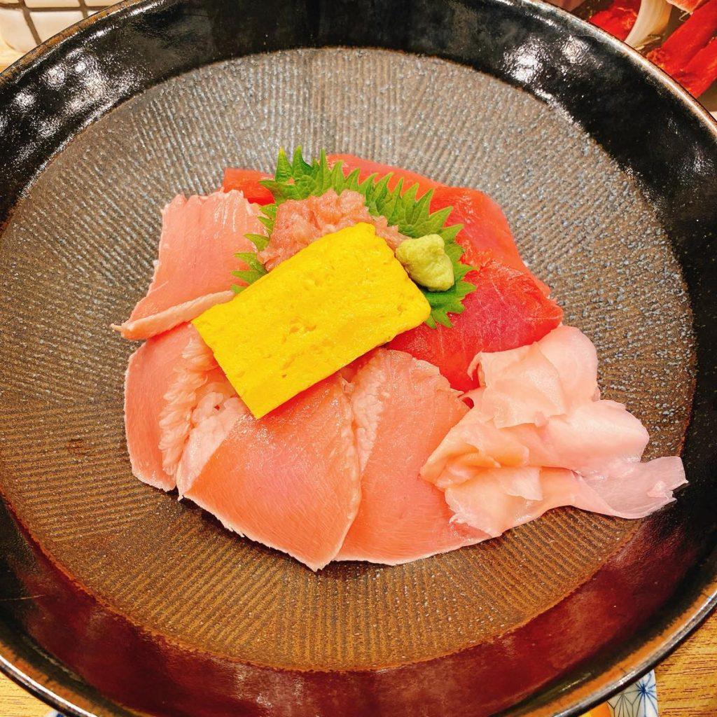 魚盛_マグロ丼