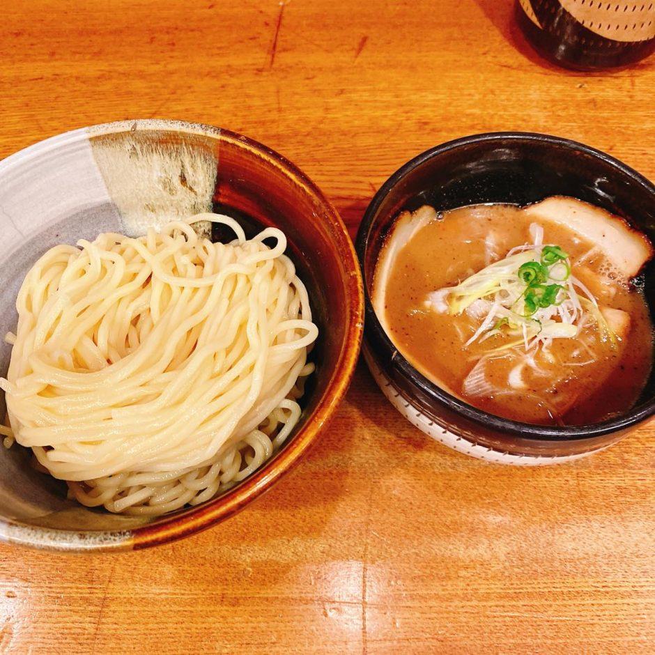渡なべ_チャーシューつけ麺