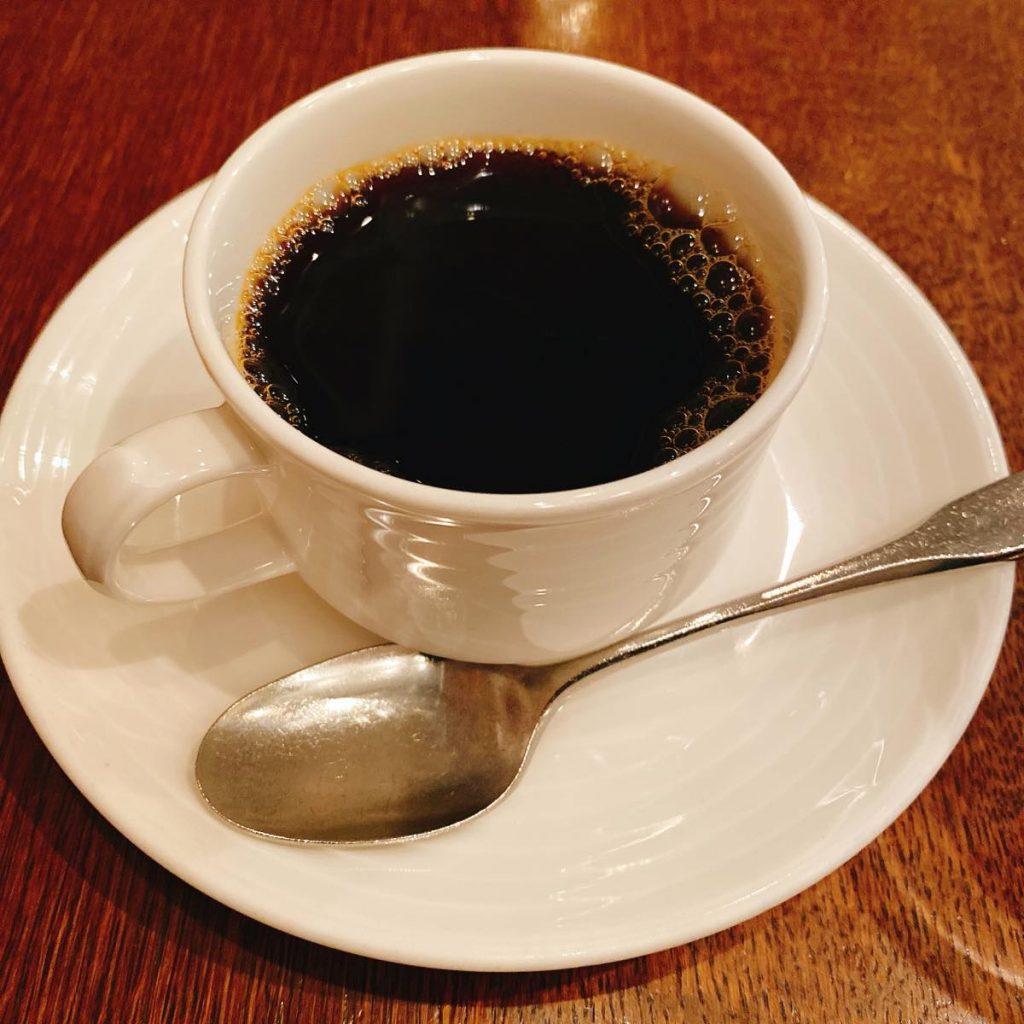 グリル満点星_コーヒー
