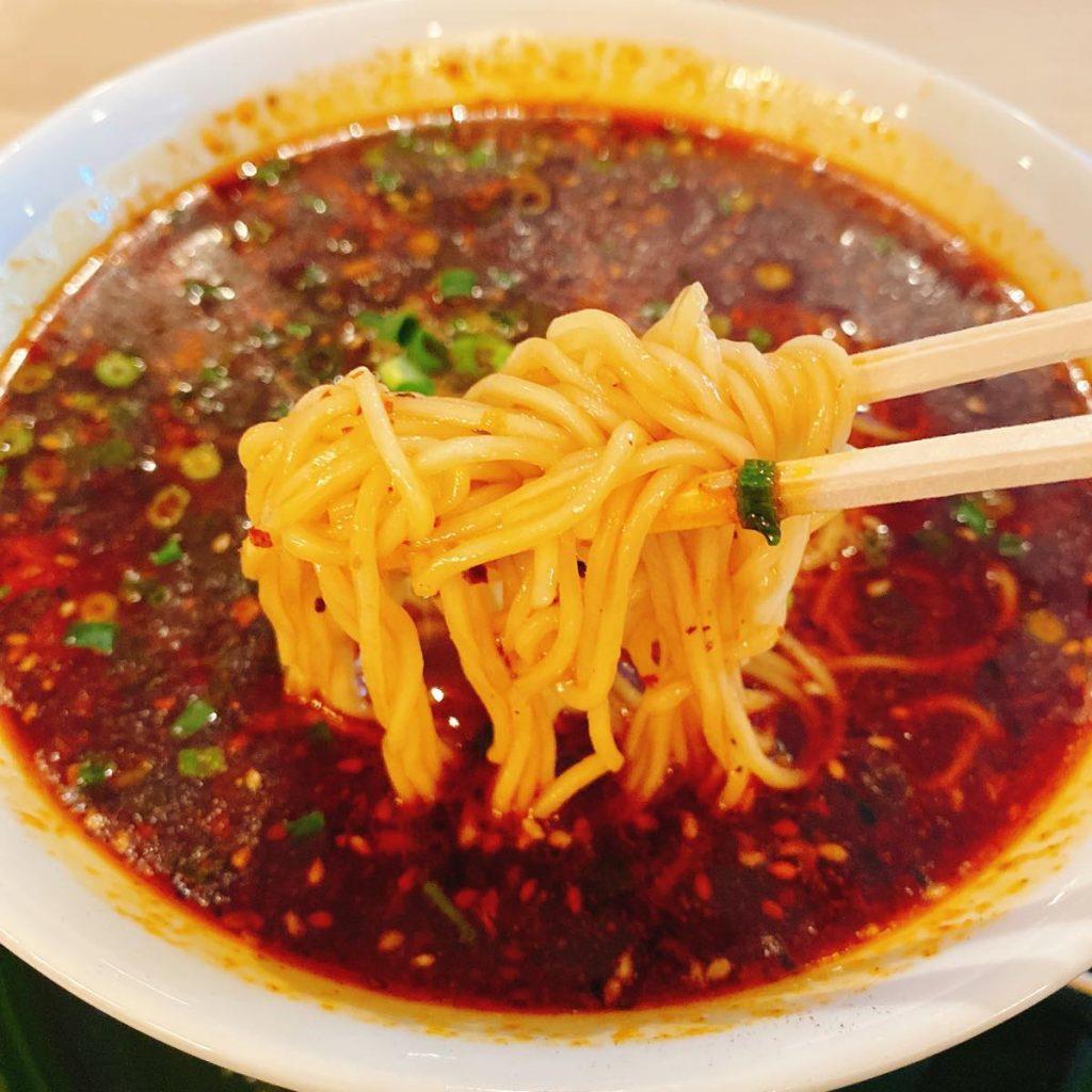 臥龍居_担々麺