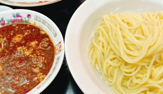 Glutinous hand-made noodles at Bazoku, Asakusa