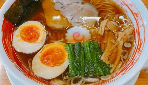 "Hanzawa"", a nostalgic Chinese noodle shop in Nishisugamo"