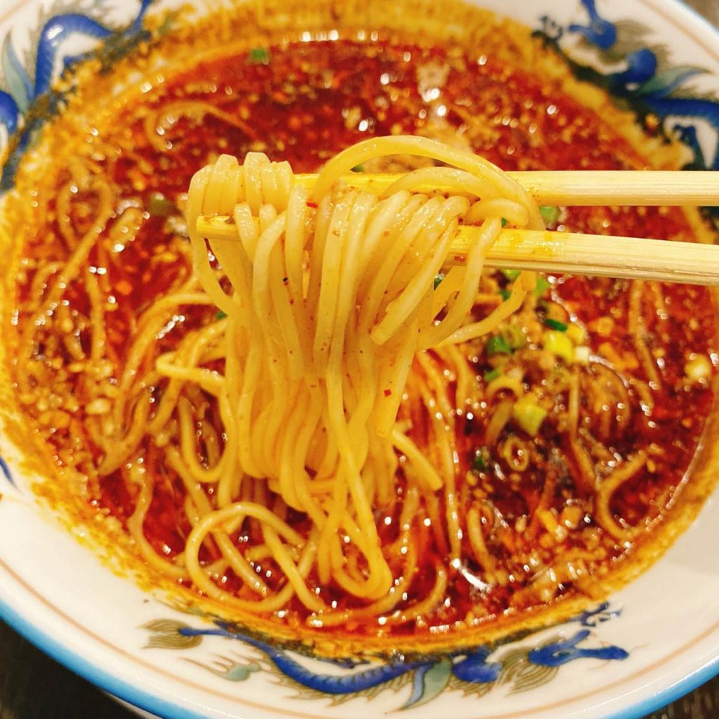 菜香新館_担々麺