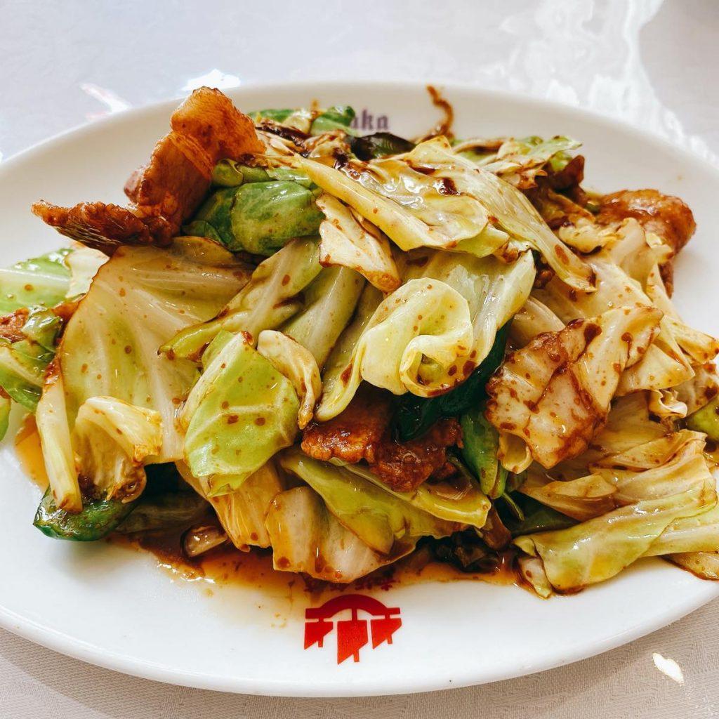 赤坂飯店_回鍋肉