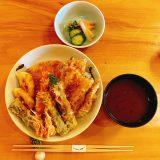 天ぷら山の上_特製天丼
