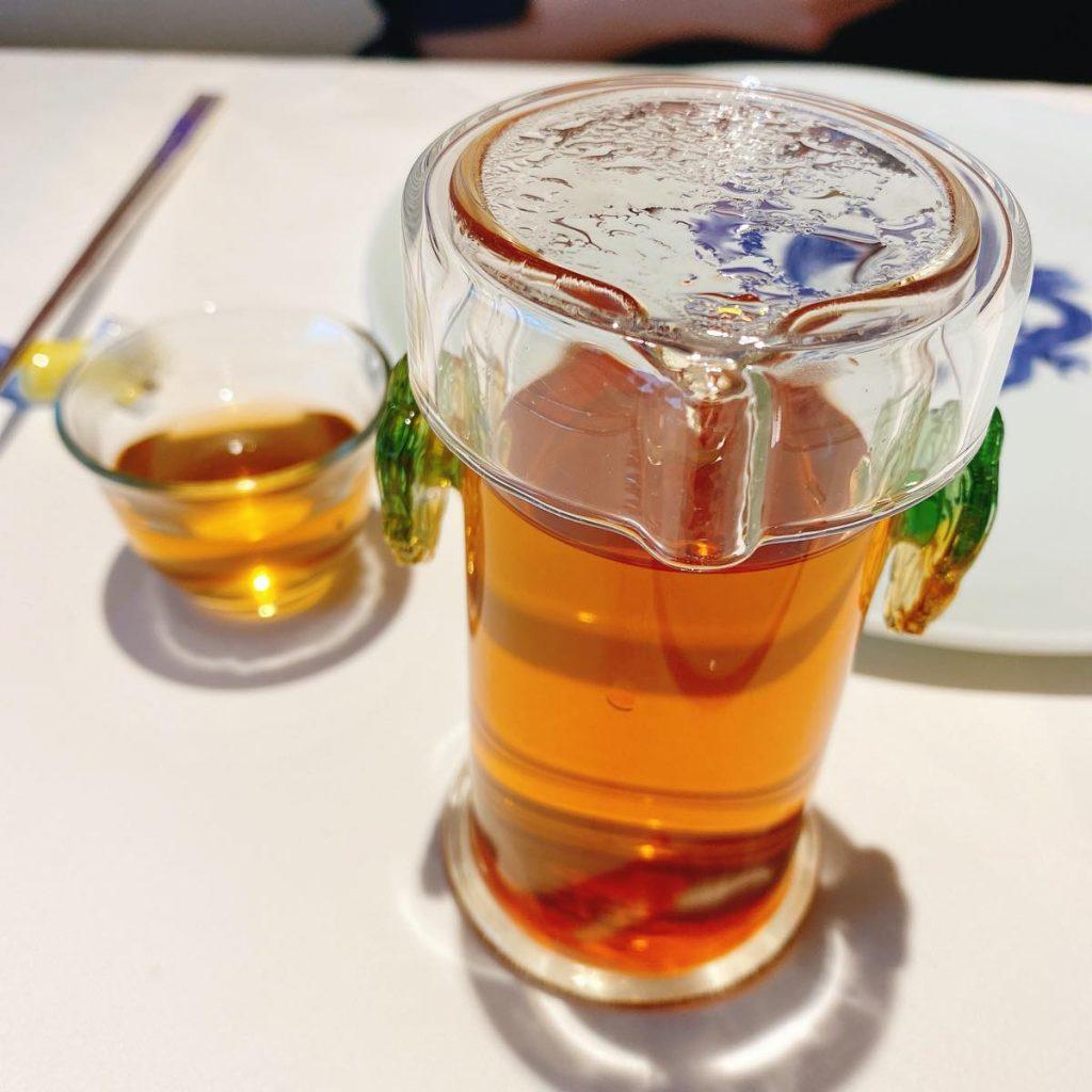 メゾンドユーロン_お茶