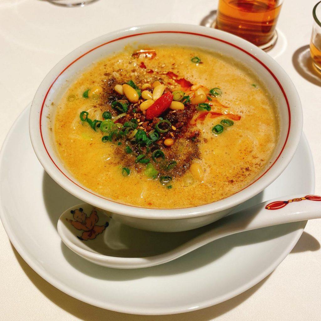 メゾンドユーロン_担々麺