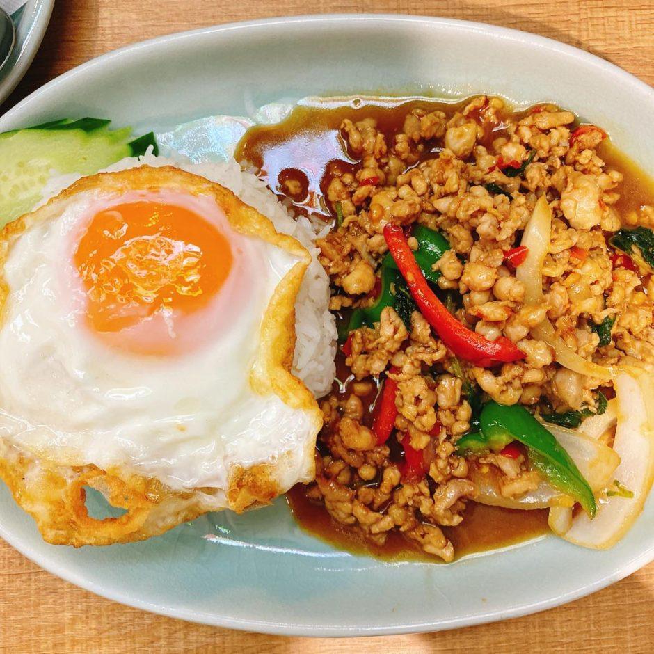 thaistreetfood_ガパオ