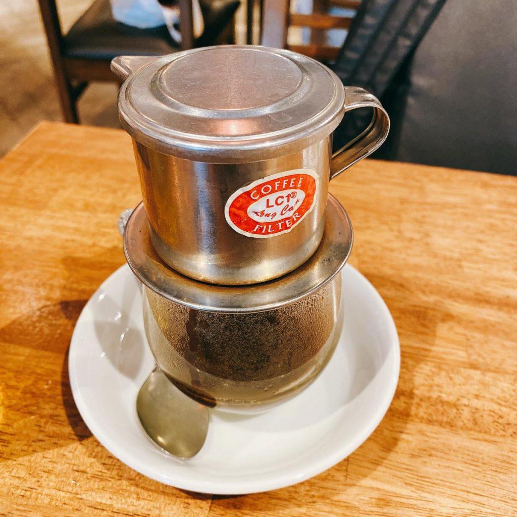 フーンナム_ベトナムコーヒー