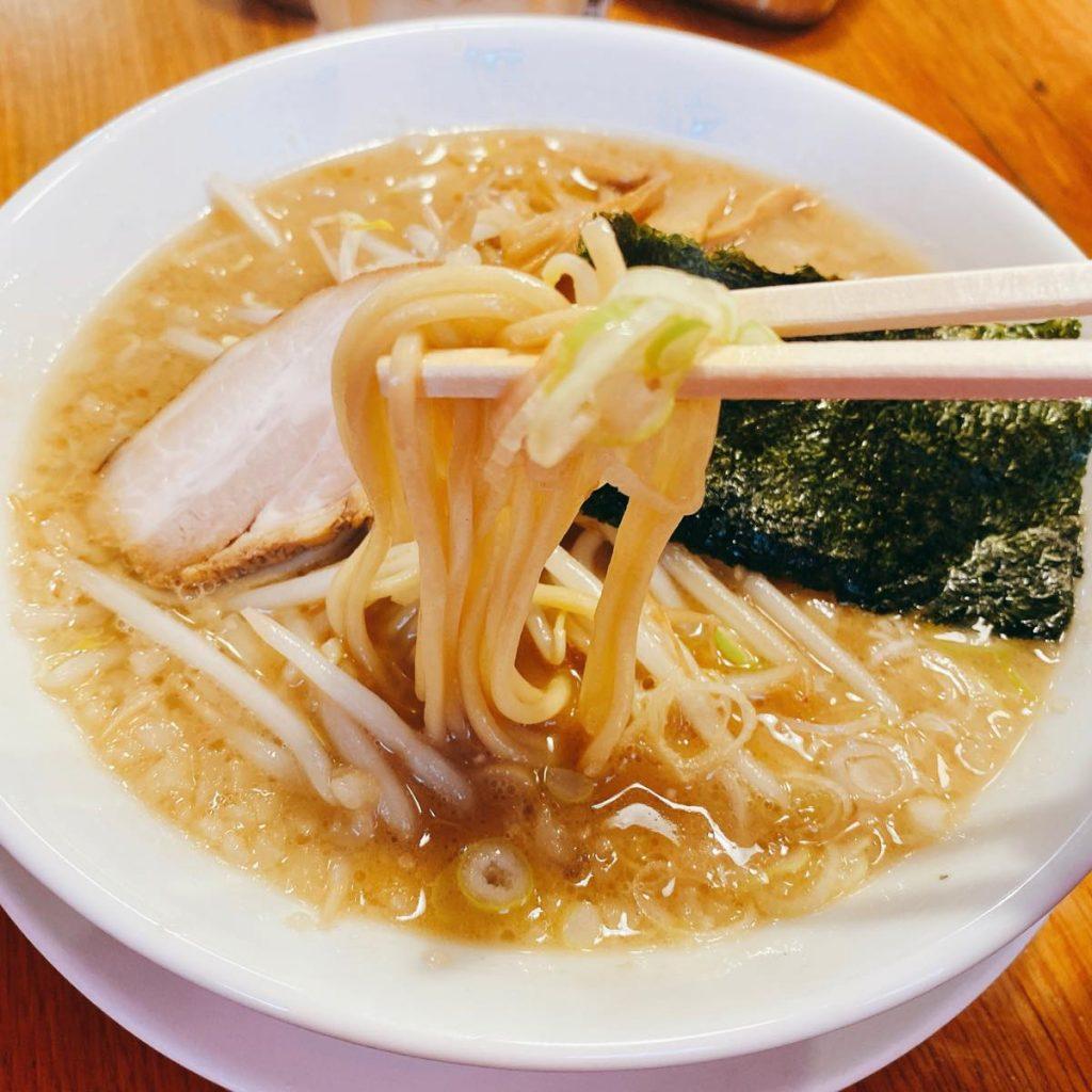まるきんラーメン_醤油ラーメン