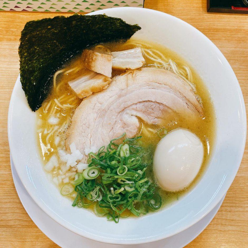 麺屋瑞風_特製鶏白湯ラーメン