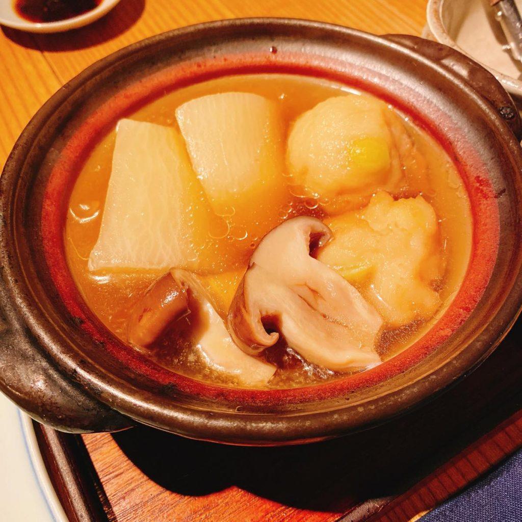 味のなかむら_炊き野菜