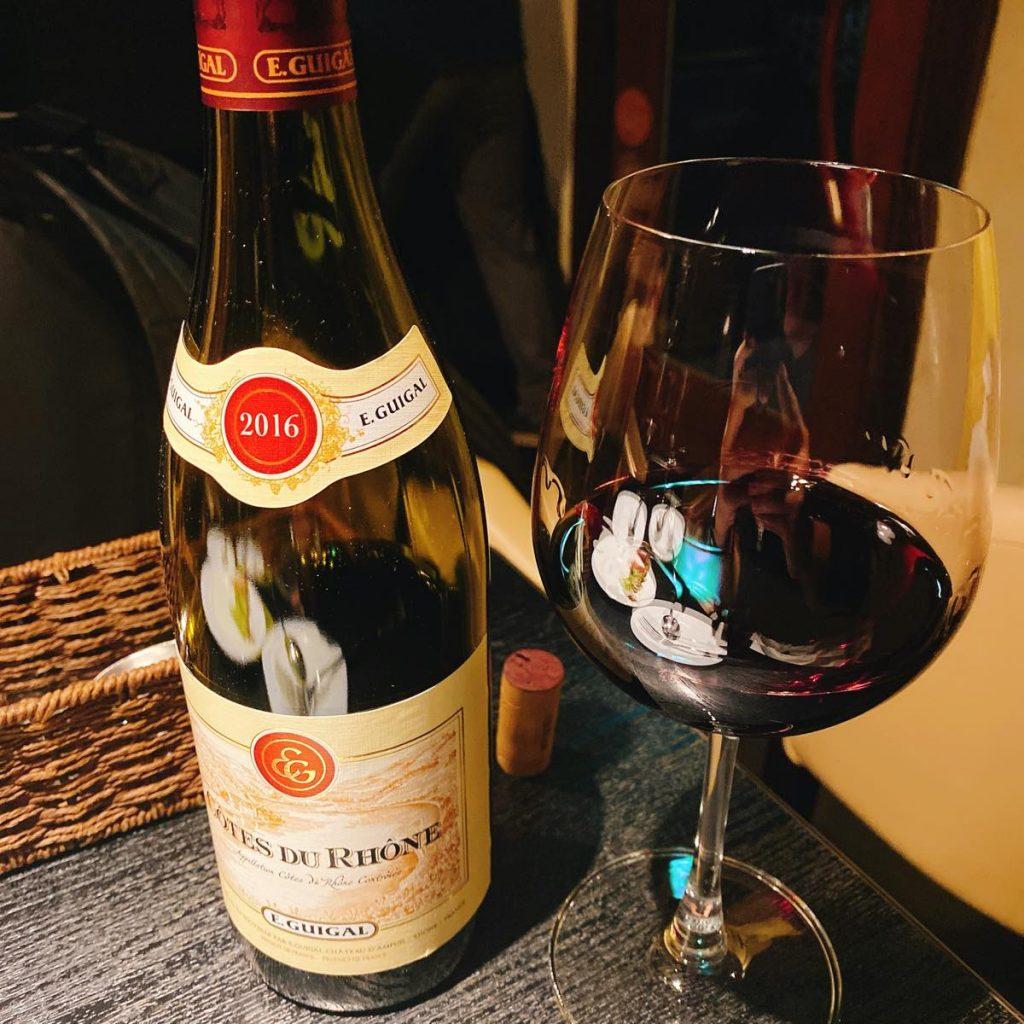 Lis_ワイン