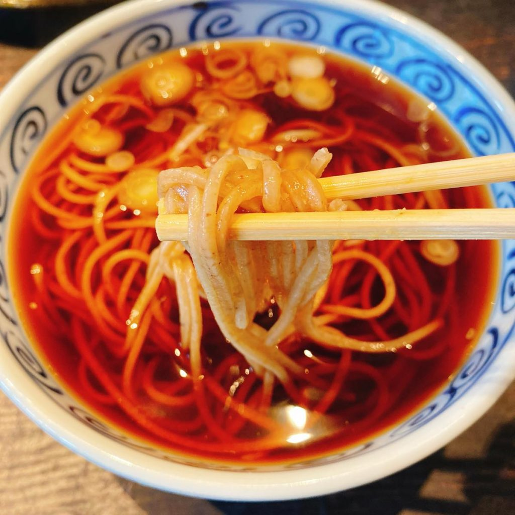 川上庵_蕎麦