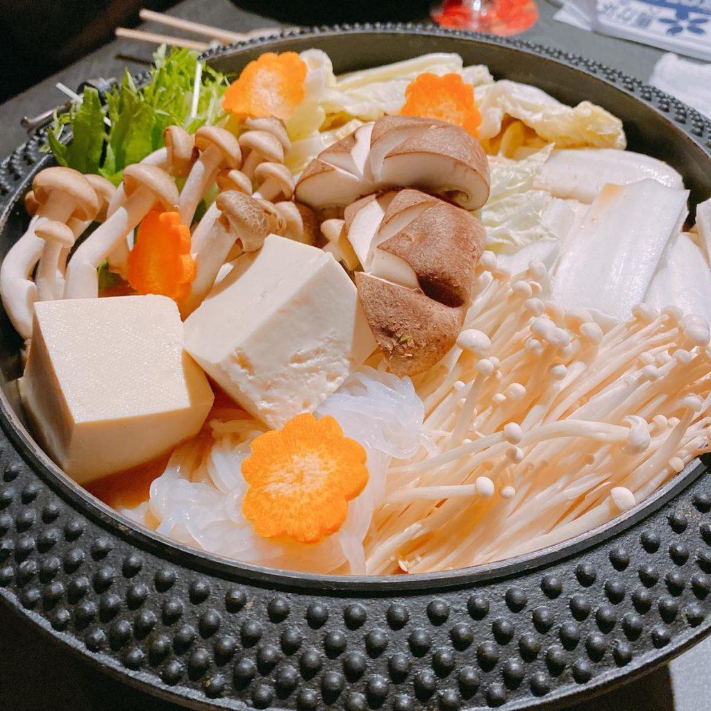 馬かばい_桜鍋