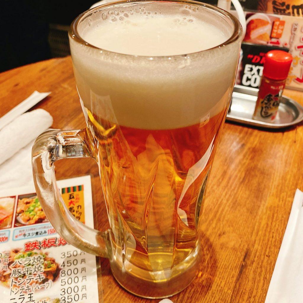 カドクラ_ビール