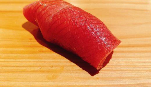 今年最後は最高の寿司で締め「すし通」