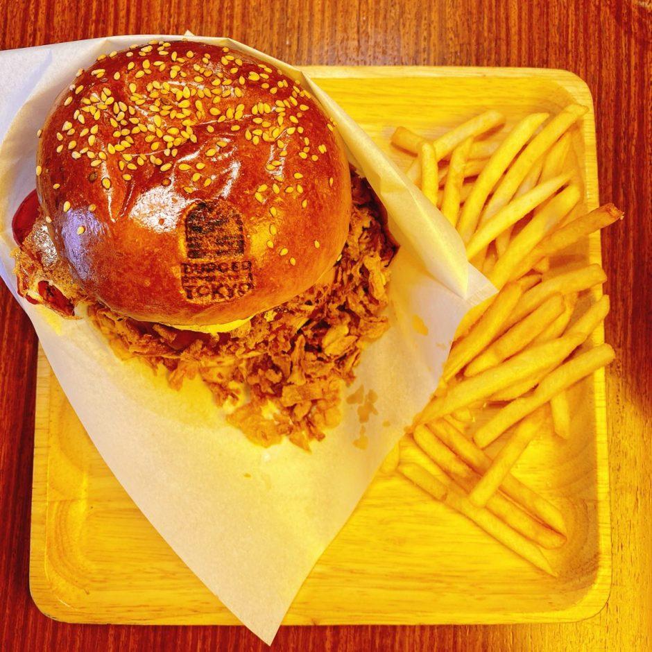 Burger Revolution Tokyo_バーガー