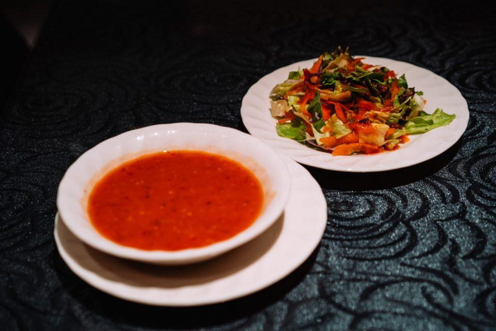 saray_スープ