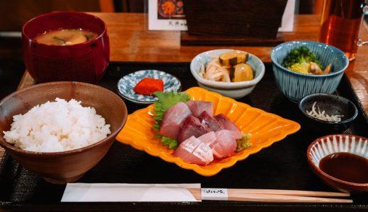 赤坂の優しい昼定食「赤坂 山ね家」
