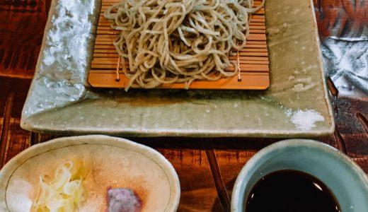 東長崎の蕎麦の名店「手打ち蕎麦 じゆうさん」