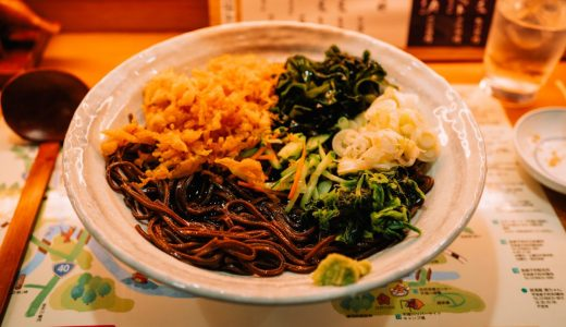 北海道音威子府の蕎麦を東京で「音威子府TOKYO」
