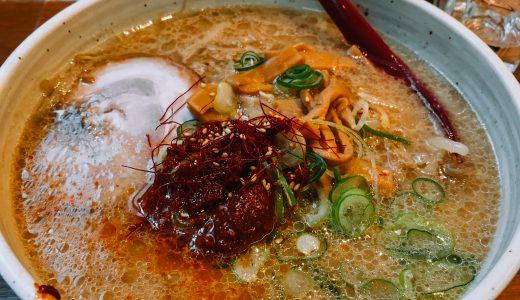 赤坂「北の大地」の味噌ラーメン、チーズリゾットはマストバイなサイドメニューだった