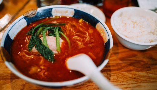 首相官邸そばの担々麺の専門店「支那麺 はしご」