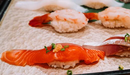 デカネタで有名な「美登利寿司」を赤坂で
