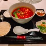 六本木の雲南料理、「御膳房」の担々麺